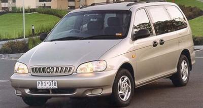 set trasero 1999-2002
