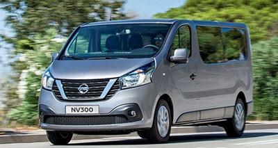 NV 300 set delantero set delantero 2014-