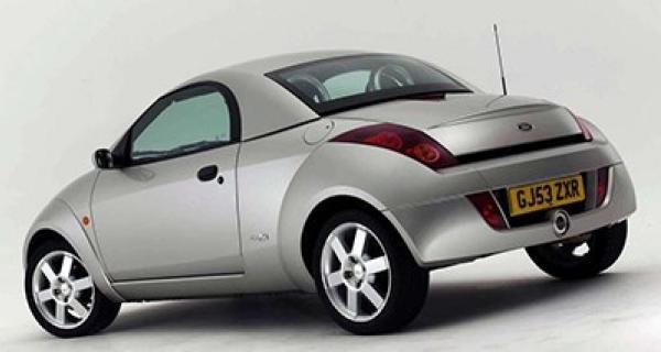 Streetka cabrio 2003-2006
