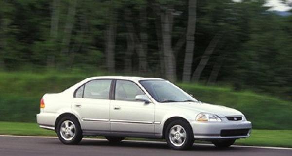5-puertas Hatchback 1995-1997