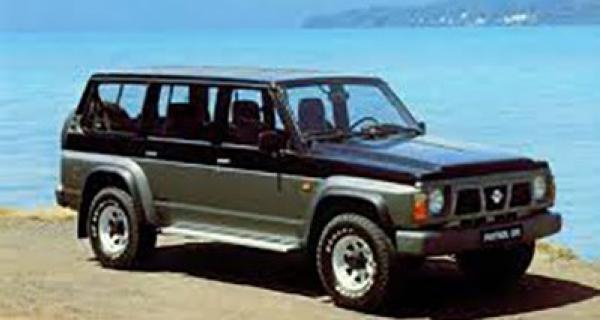 Y60 set delantero 1987-1997
