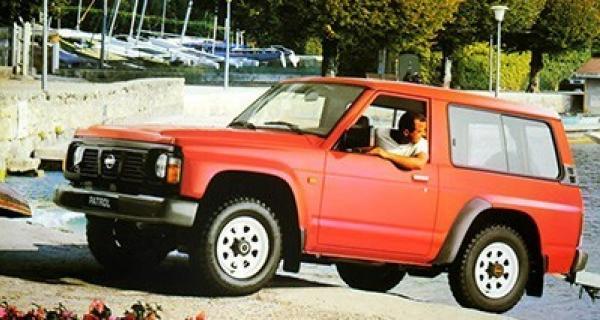 Y60 Hardtop corto 1987-1997