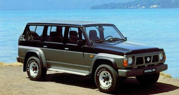Y60 Wagon largo 1987-1997