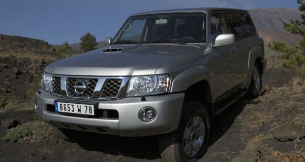 Y61 Wagon 1997-2010