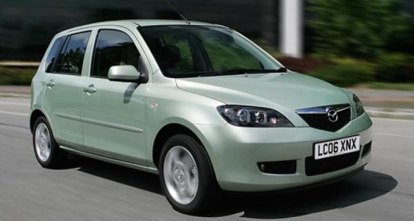 5-puertas MPV 2006-2008